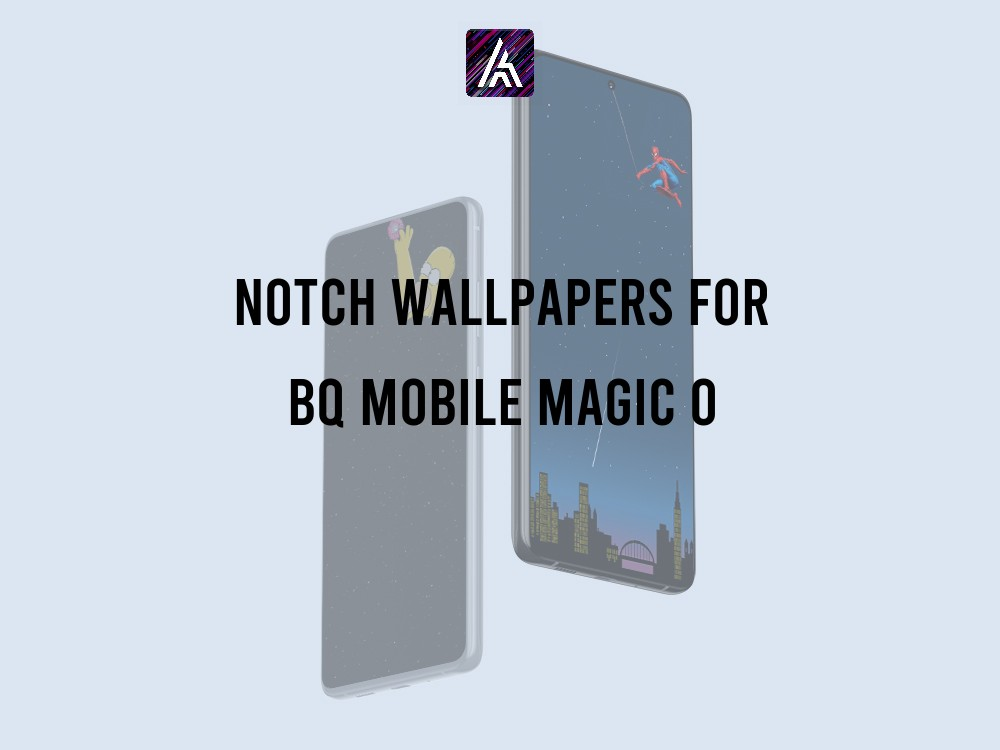Punch Hole Wallpapers for BQ MOBILE MAGIC O