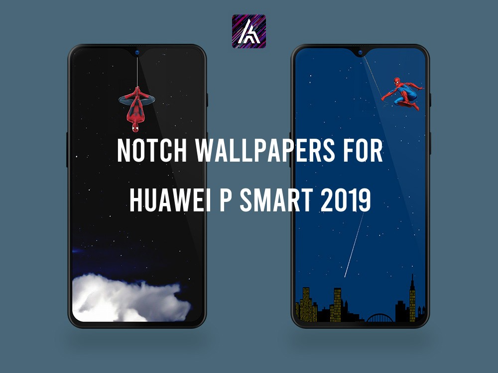 Notch Wallpapers for HUAWEI P smart 2019