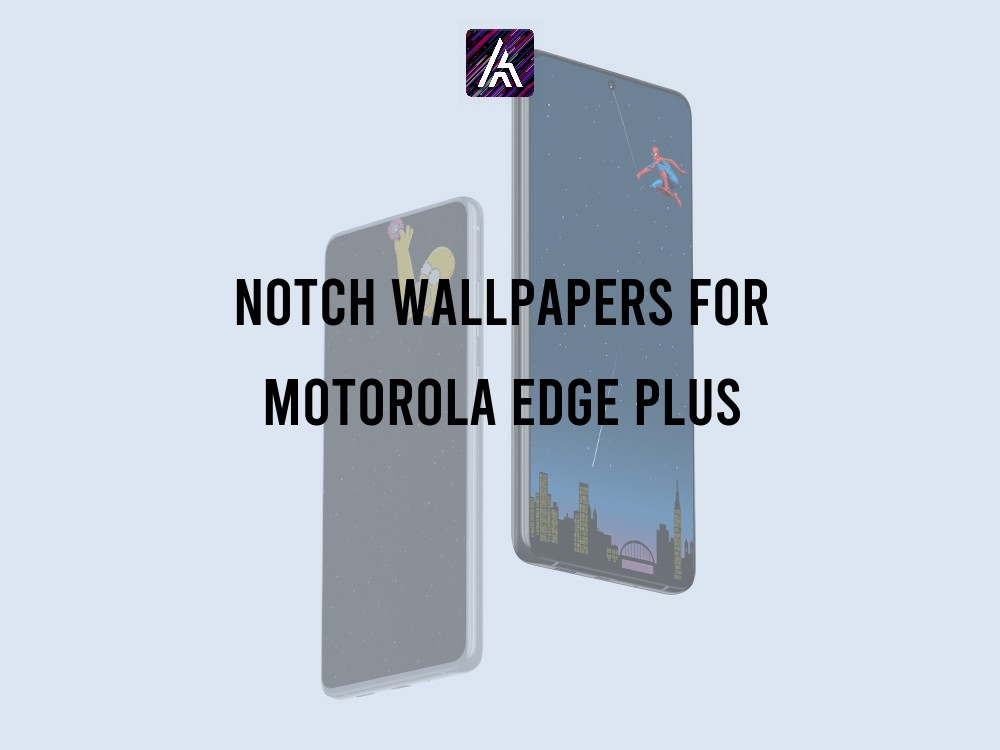 Hole Punch Wallpapers for Motorola edge plus