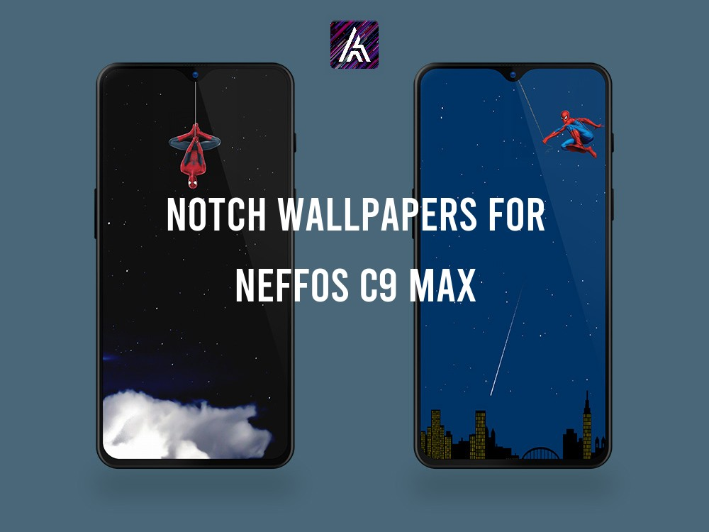 Notch Wallpapers for Neffos C9 Max