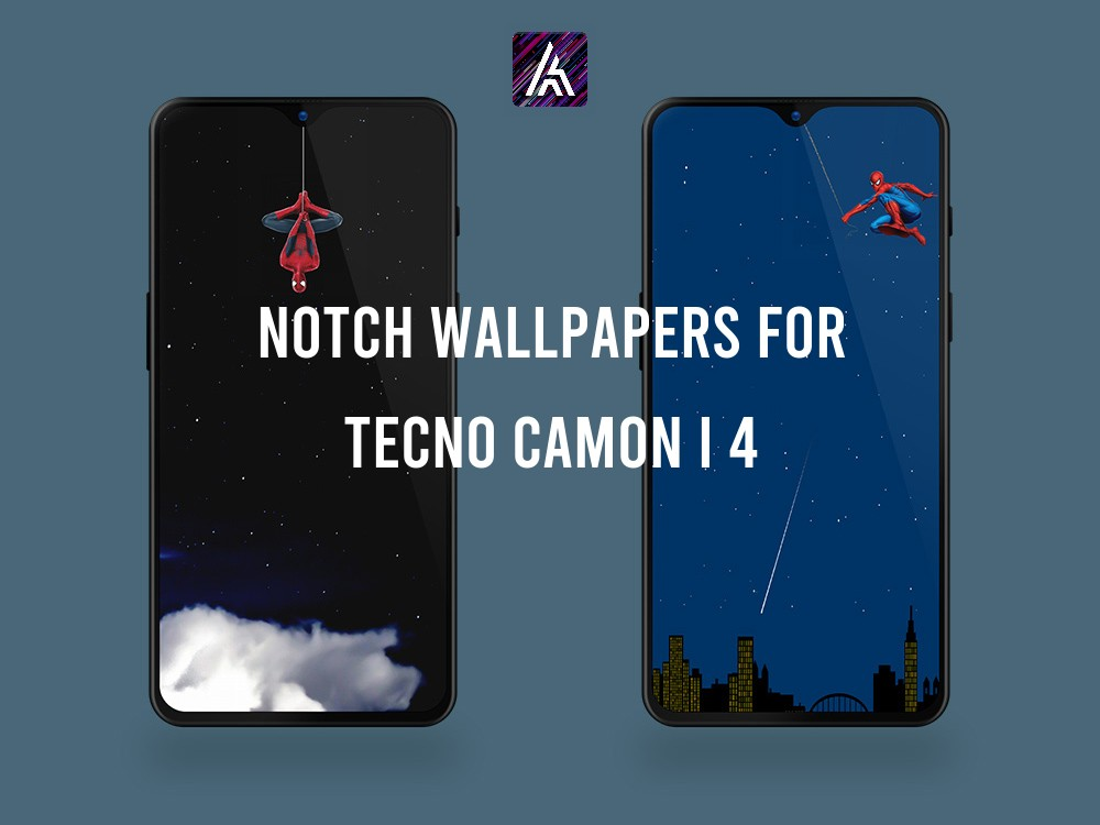 Notch Wallpapers for Tecno CAMON i 4