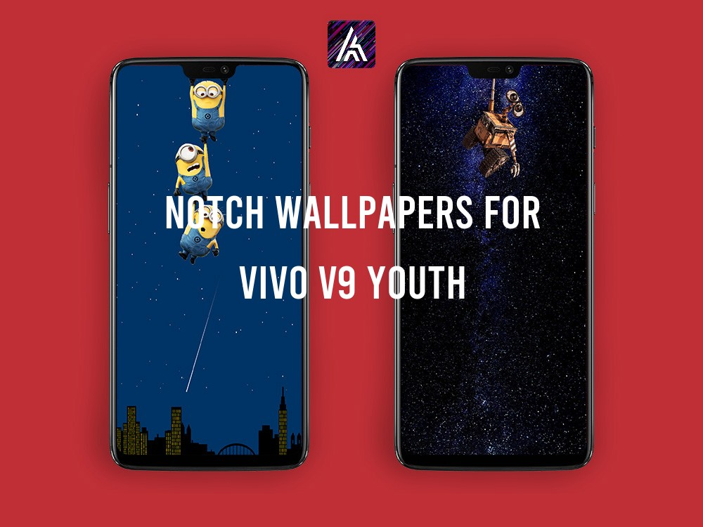 Notch Wallpapers for Vivo V9 Youth
